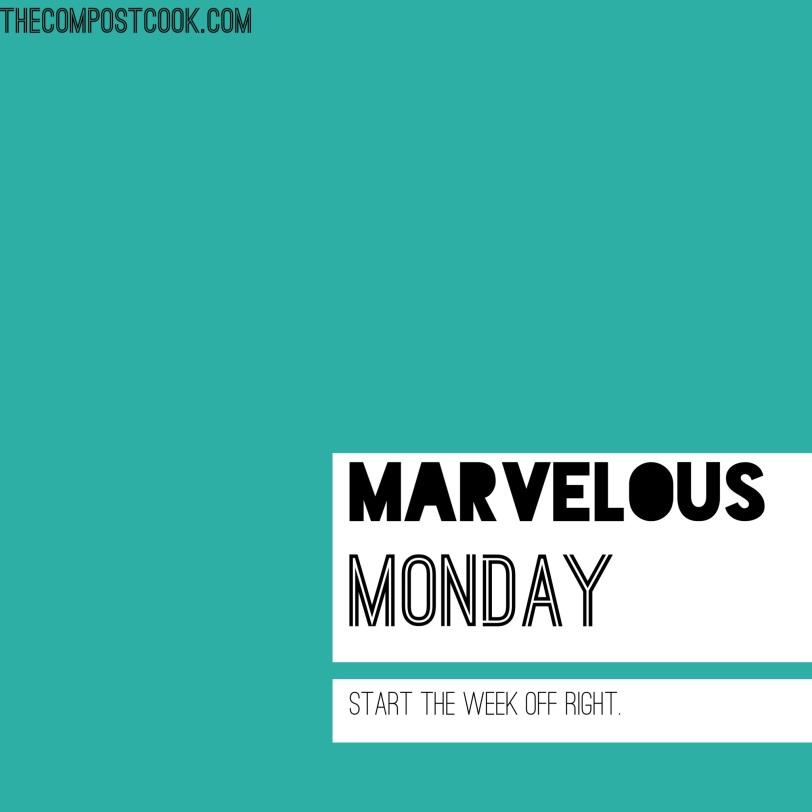 Mondays. So good.